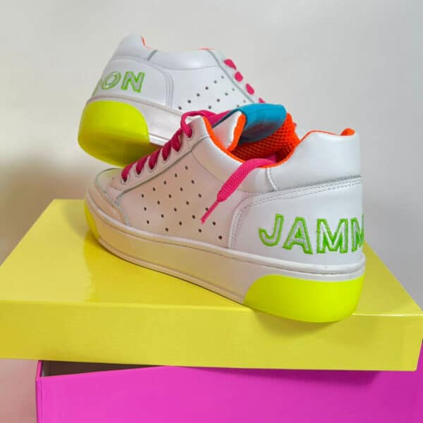Sneakers London Radamese versione Ipanema