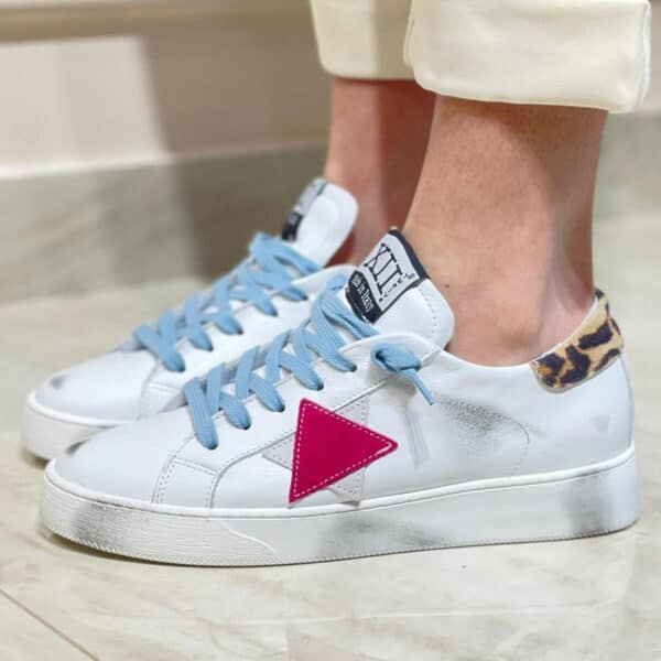 Sneakers XII Classic 59 made in Italy